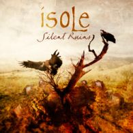 Isole - Silent Ruins - Cover