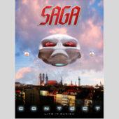 Saga - Contact - Live In Munich (DVD) - CD-Cover