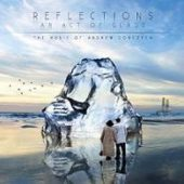Andrew Gorczyca - Reflections - An Act Of Glass - CD-Cover