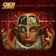 Saga - The Human Condition - Cover