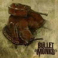 The Bulletmonks - Weapons Of Mass Destruction - Cover