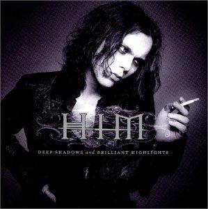 HIM - Deep Shadows and Brilliant Highlights - Cover