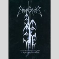 Emperor - Live At Wacken - A Night Of Emperial Wrath (DVD) - Cover