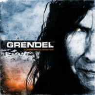 Grendel - A Change Through Destruction - Cover
