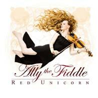 Ally The Fiddle - Red Unicorn (EP) - Cover