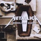 Metallica - Broken, Beat and Scarred (EP) - CD-Cover