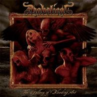 Diabolical - The Gallery Of Bleeding Art - Cover