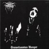 Darkthrone - Transilvanian Hunger - CD-Cover