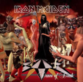 Iron Maiden - Dance of Death - CD-Cover