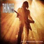 Cover - Thunder – The EP Sessions 2007-2008