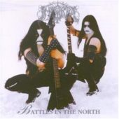Immortal - Battles In The North - CD-Cover