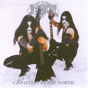 Immortal - Battles In The North - Cover