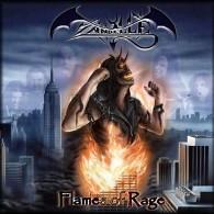 Zandelle - Flames Of Rage - Cover