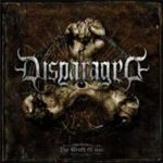Cover - Disparaged – The Wrath Of God