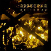 Ajattara - Noitumaa - CD-Cover