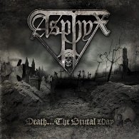 Asphyx - Death... The Brutal Way - Cover