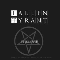 Fallen Tyrant - Usurpation - Cover