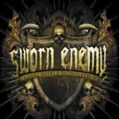 Sworn Enemy - Total World Domination - CD-Cover