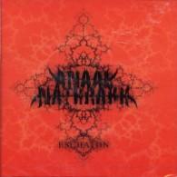Anaal Nathrakh - Eschaton - Cover