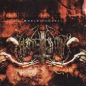 Marduk - World Funeral - CD-Cover