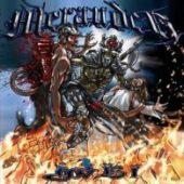 Merauder - God Is I - CD-Cover