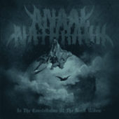 Anaal Nathrakh - In The Constellation Of The Black Widow - CD-Cover