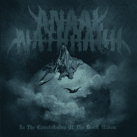 Anaal Nathrakh - In The Constellation Of The Black Widow - Cover