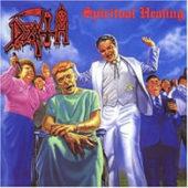 Death - Spiritual Healing - CD-Cover