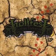 Trollfest - Uraltes Elemente (EP) - Cover