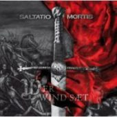 Saltatio Mortis - Wer Wind sät - CD-Cover