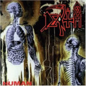 Death - Human - CD-Cover