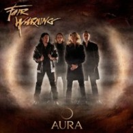Fair Warning - Aura - Cover