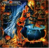 Helloween - Better Than Raw - CD-Cover