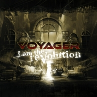 Voyager - I Am The ReVolution - Cover