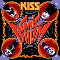 Kiss - Sonic Boom - Cover