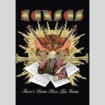 Cover - Kansas – There's Know Place Like Home (DVD)