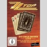 Cover - ZZ Top – Double Down Live (DVD)