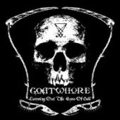 Goatwhore - Carving Out The Eyes Of God - CD-Cover