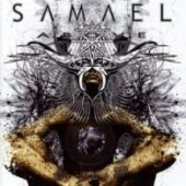 Samael - Above - CD-Cover