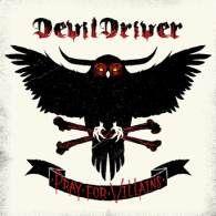 DevilDriver - Pray For Villains - Cover