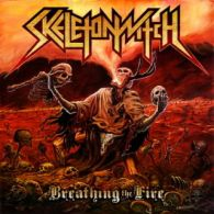 Skeletonwitch - Breathing The Fire - Cover