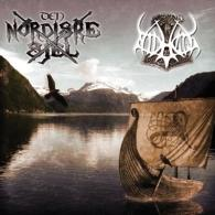Den Nordiske Sjel / Nidhoegg - Jotunheimen (Split-CD) - Cover