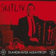 Skitliv - Skandinavisk Misantropi - Cover