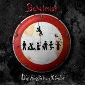 Schelmish - Die Hässlichen Kinder - CD-Cover