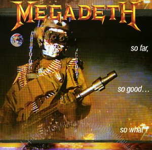 Megadeth - So far, so good... so what! - Cover
