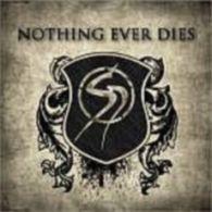 Slate Grey - Nothing Ever Dies - Cover