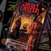 Mr Death - Detached From Life - CD-Cover