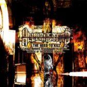 Hellbastard - The Need To Kill - CD-Cover