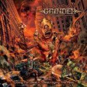Rumpelstiltskin Grinder - Living For Death, Destroying The Rest - CD-Cover
