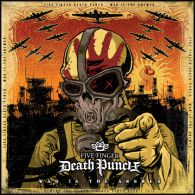 Five Finger Death Punch - War Is The Answer - Cover